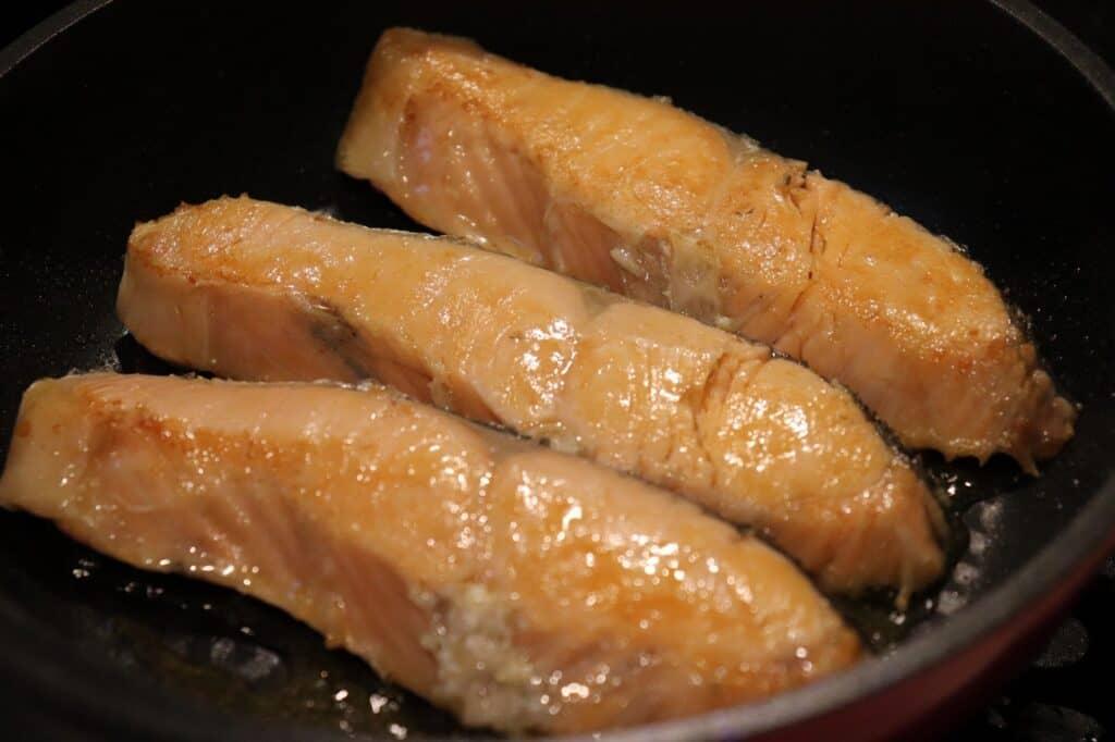 焼き魚は焼けるの?