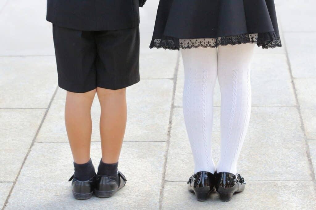 当日にどうしても着物や足袋を嫌がったら妥協してもOK