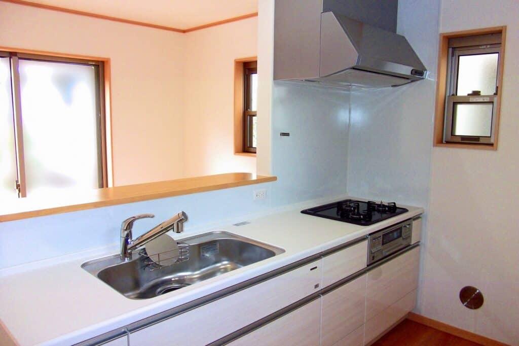 重曹が掃除に使える場所1:キッチン