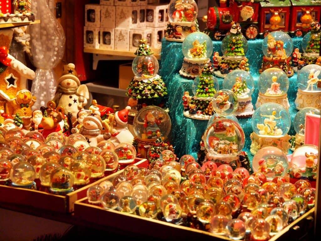 クリスマスマーケットに遊びに行こう