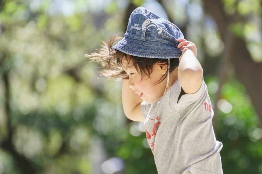 5歳児の運動面での特徴