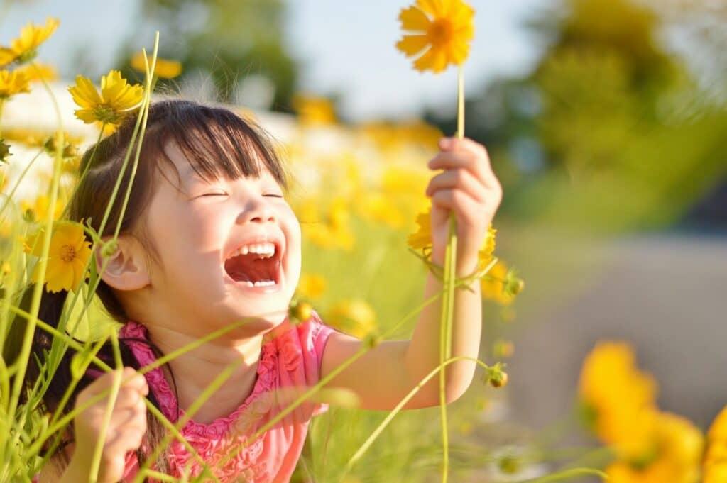 古風・和風な女の子の名前:春をイメージする名前