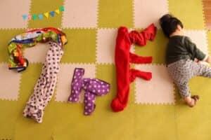 生後7ヶ月の赤ちゃんの成長目安 体重や身長はどのくらい? 育児のポイントや遊び方も紹介