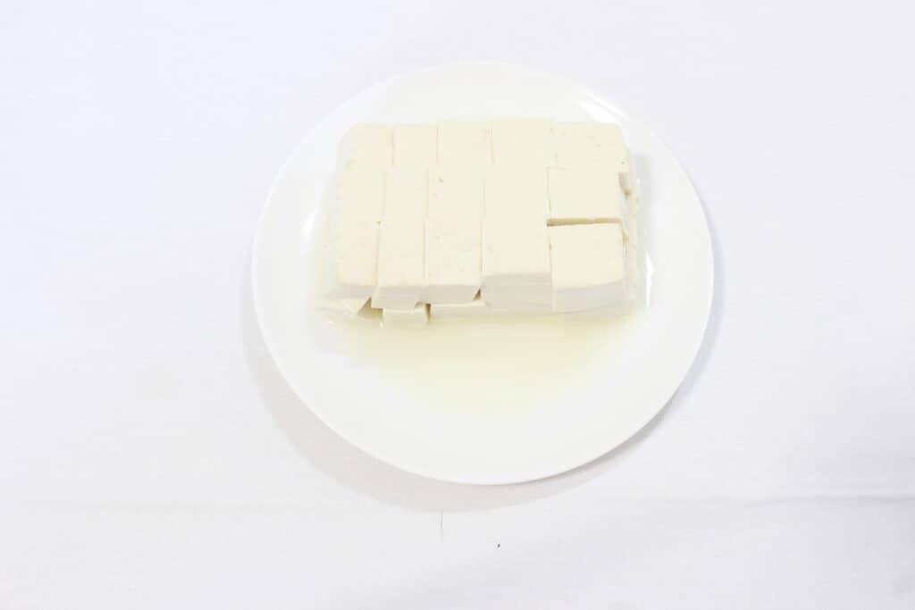 離乳食に使う豆腐の下ごしらえは?