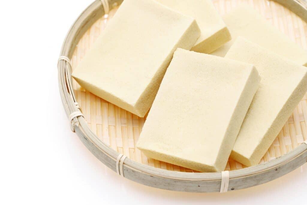 いろいろな豆腐、離乳食に使える?使えない?