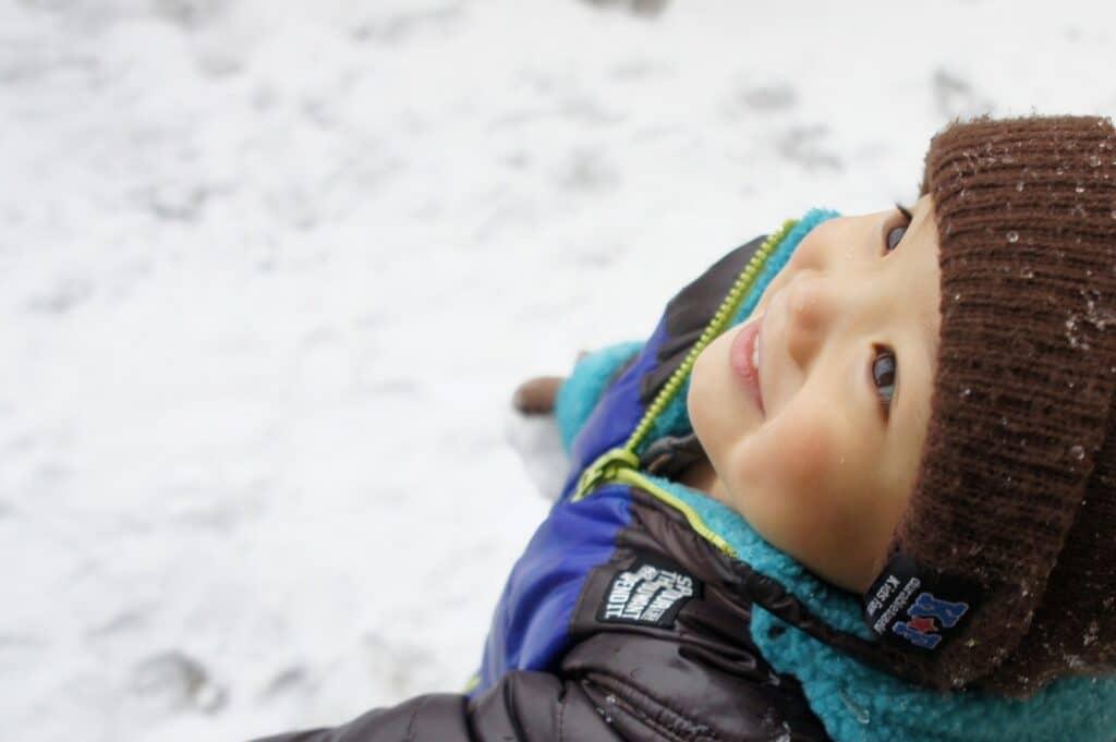 古風・和風な男の子の名前:冬をイメージする名前