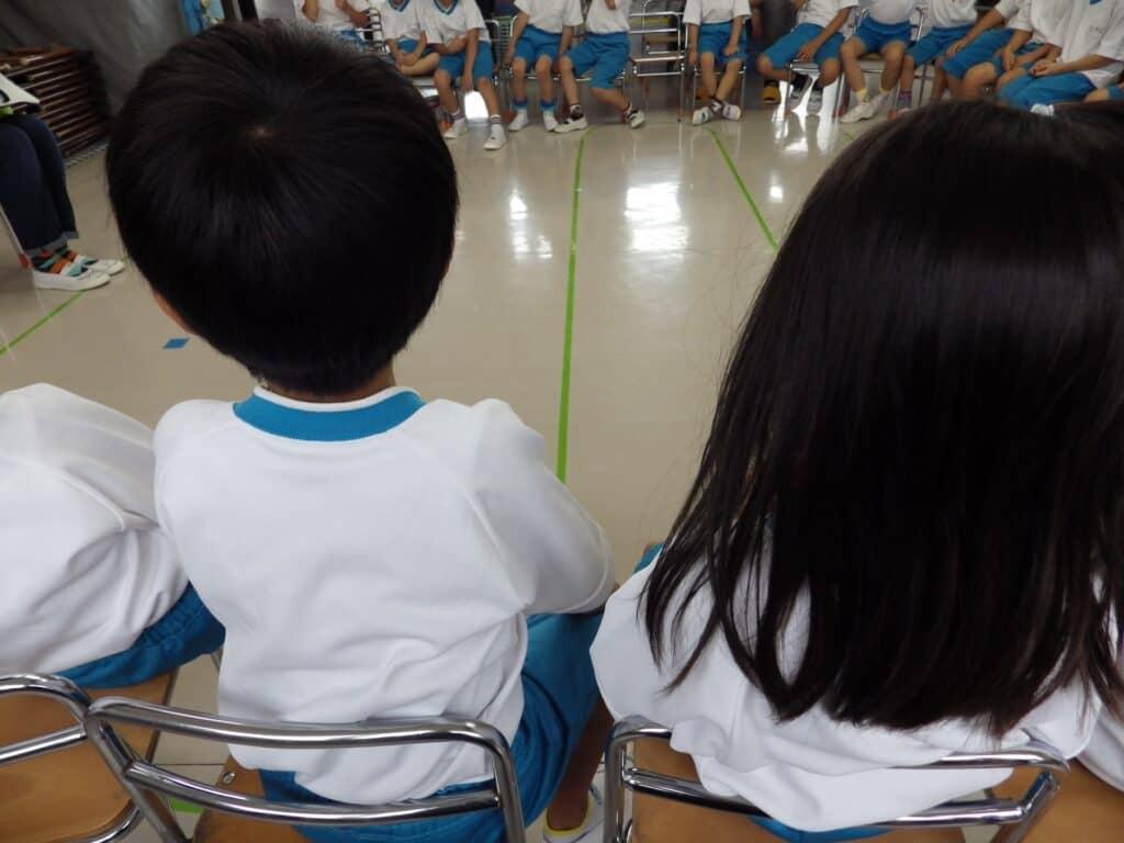 体操教室のメリット:コミュニケーション能力を高める