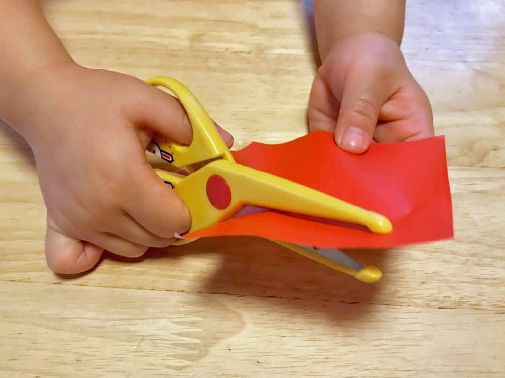 子供の利き手の発達:4歳~6歳頃