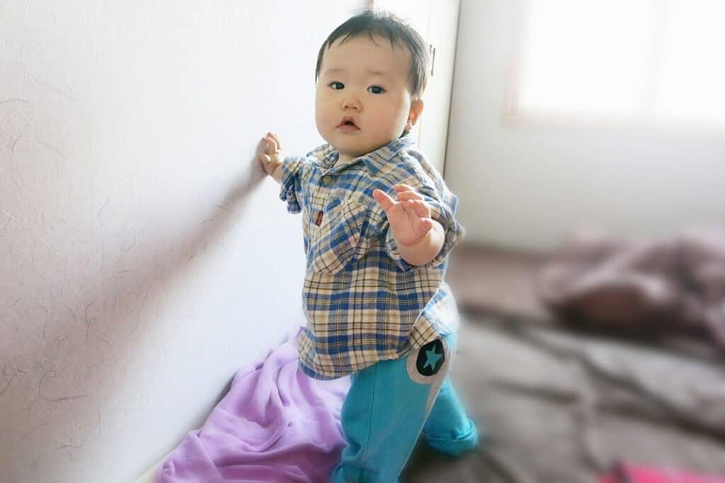 生後9ヶ月の赤ちゃんの発達と特徴