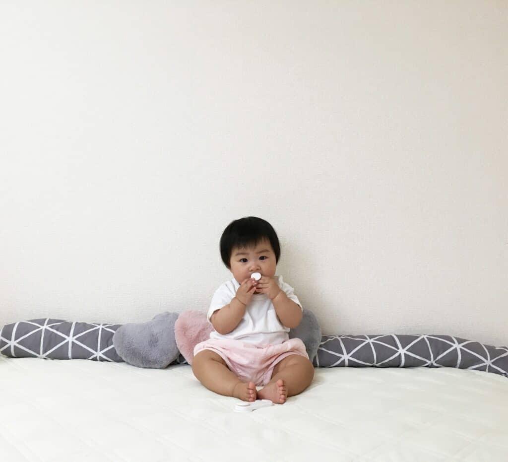生後11ヶ月の赤ちゃんの発達と特徴