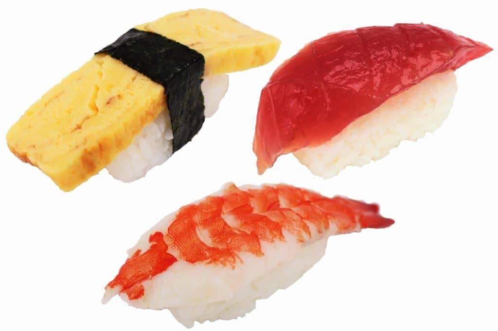 妊娠中に食べてもいい寿司のネタは?