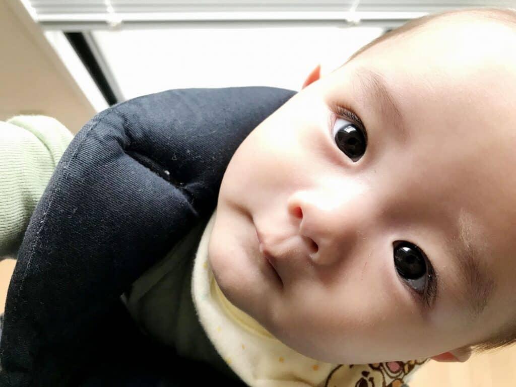 生後9ヶ月の赤ちゃんの成長目安