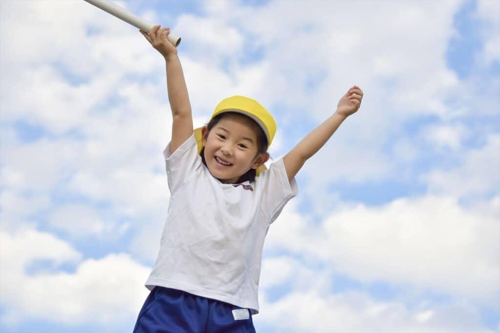 体操教室のメリット:運動が好きになる