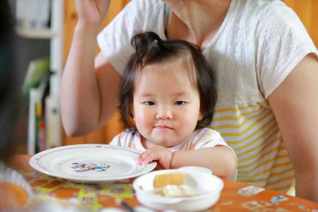 1歳3ヶ月で離乳食がすすまない:味付けで変化を楽しもう