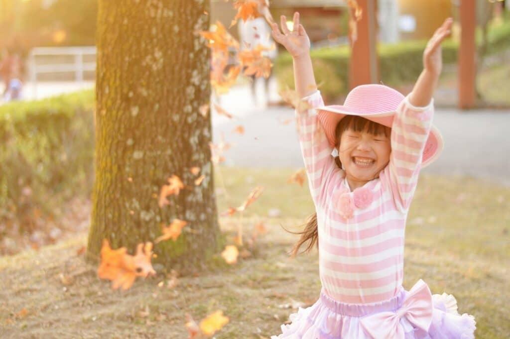 古風・和風な女の子の名前:秋をイメージする名前