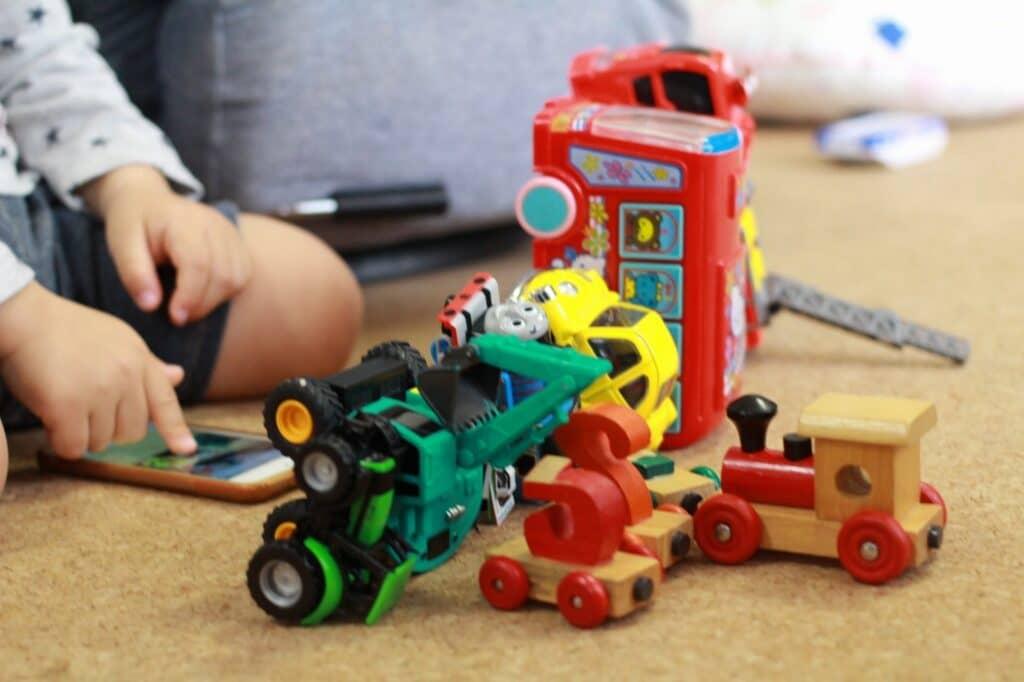 3歳児とのおすすめの遊び方:室内遊び編