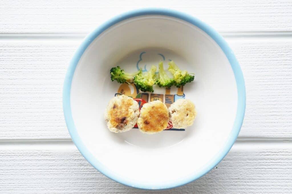 1歳3ヶ月にはどんなお弁当がいい?:手づかみで食べやすいものを