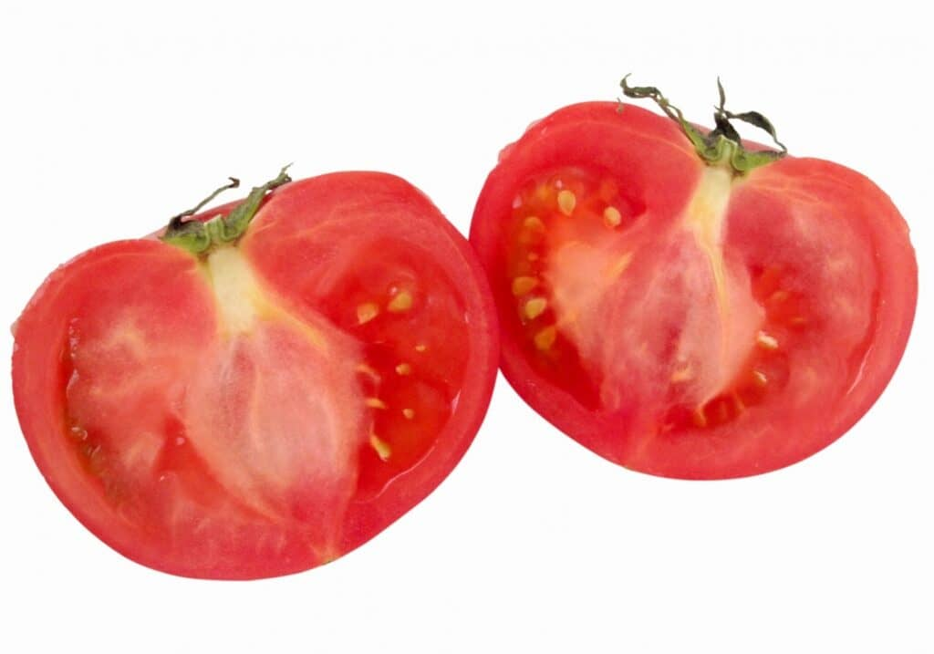トマトの種の取り方