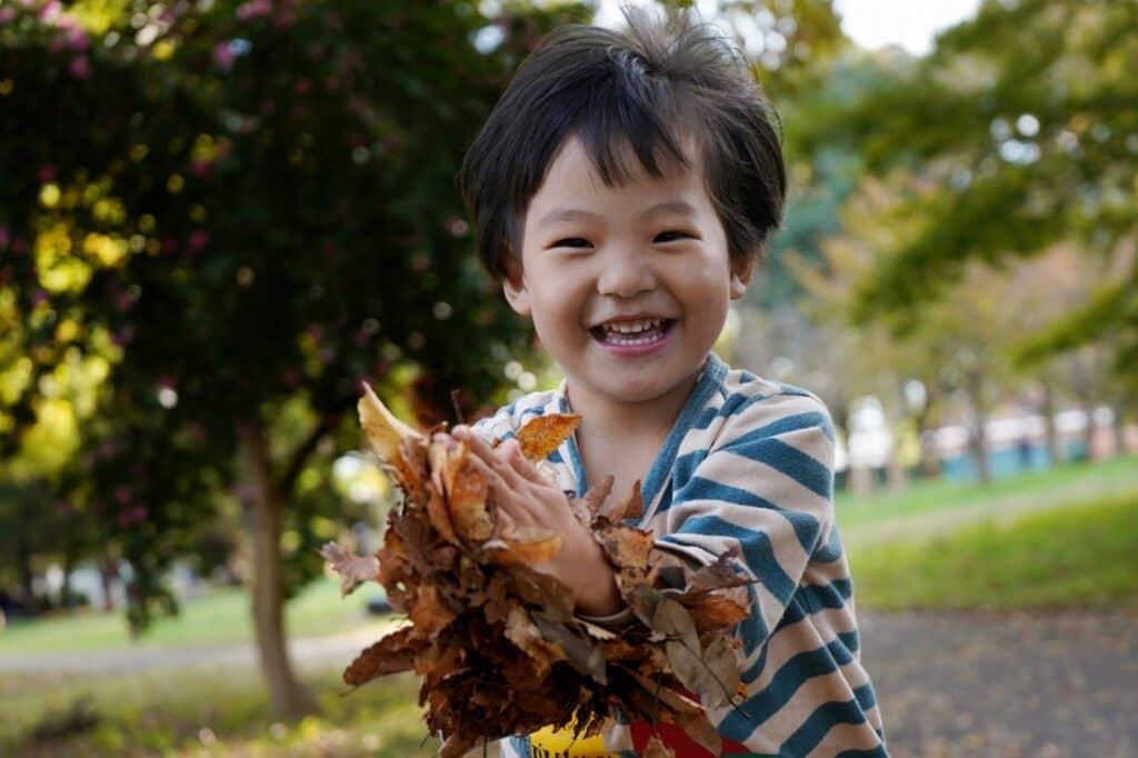古風・和風な男の子の名前:秋をイメージする名前