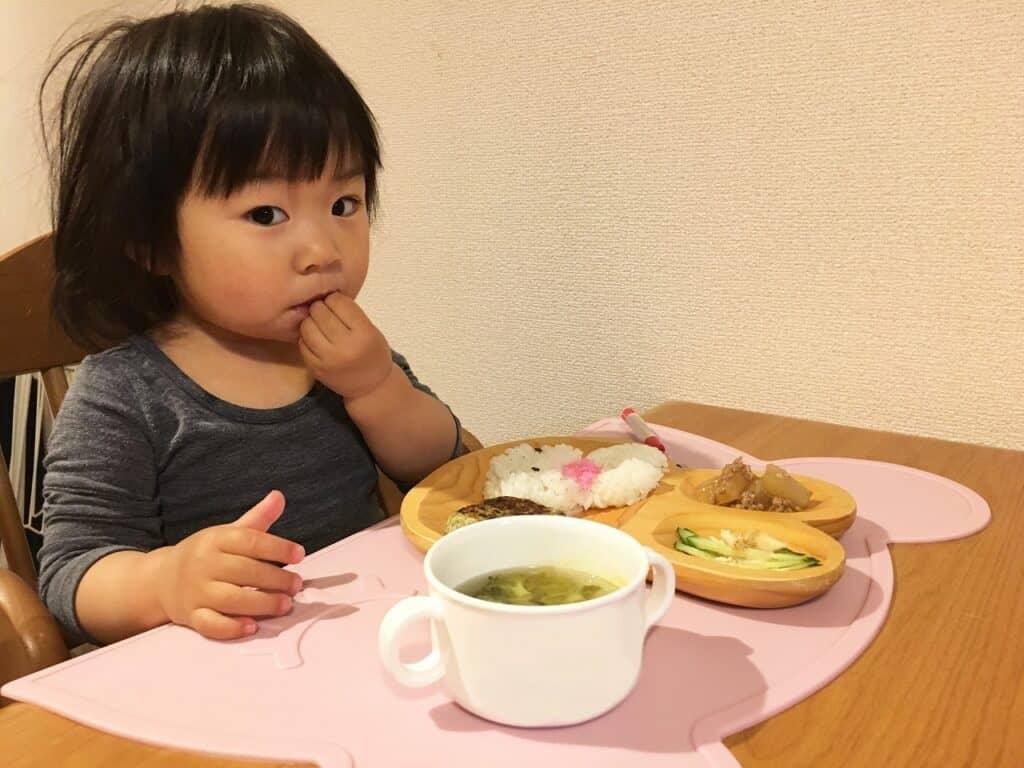 子供の利き手の発達:2歳頃