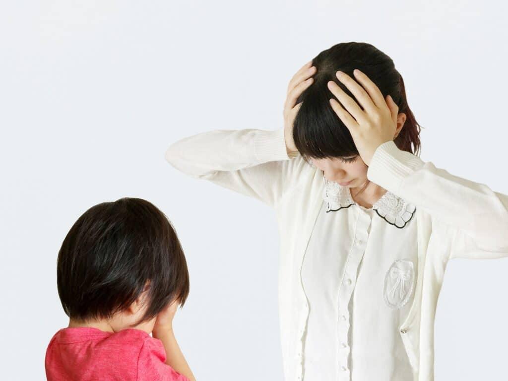 3歳児のイヤイヤ期はどう対処する?