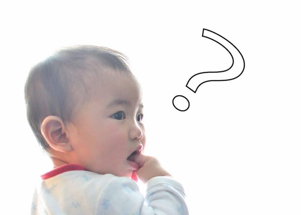 赤ちゃんの英語教育のデメリット:2つの言語を聞くと頭が混乱する