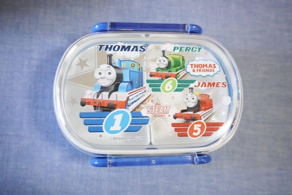 プラスチック製のお弁当箱