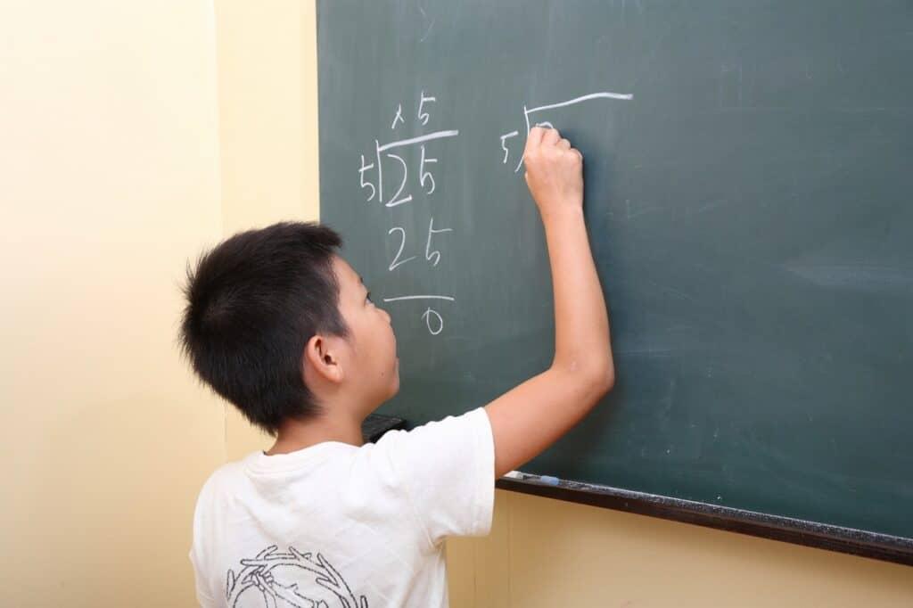 小学生は体の発達が急成長する時期!