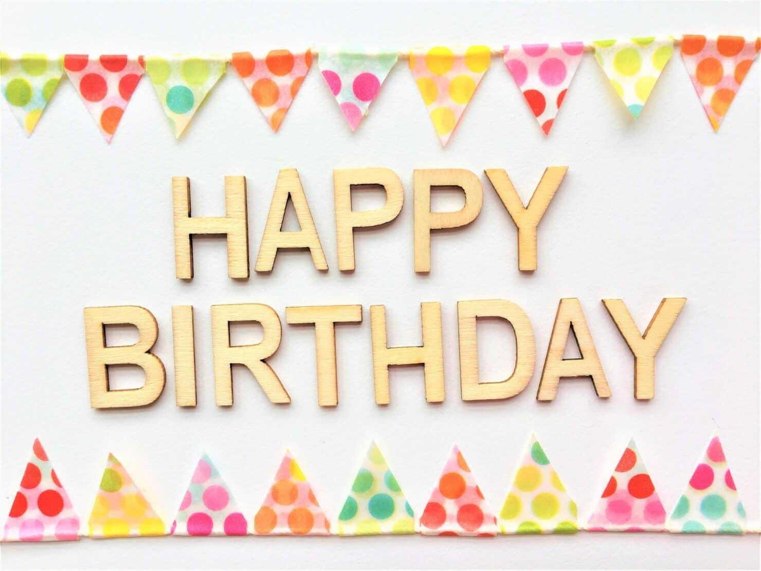 子供の1歳の誕生日飾り付けのポイントは3つ! 簡単にできるアイデアを紹介