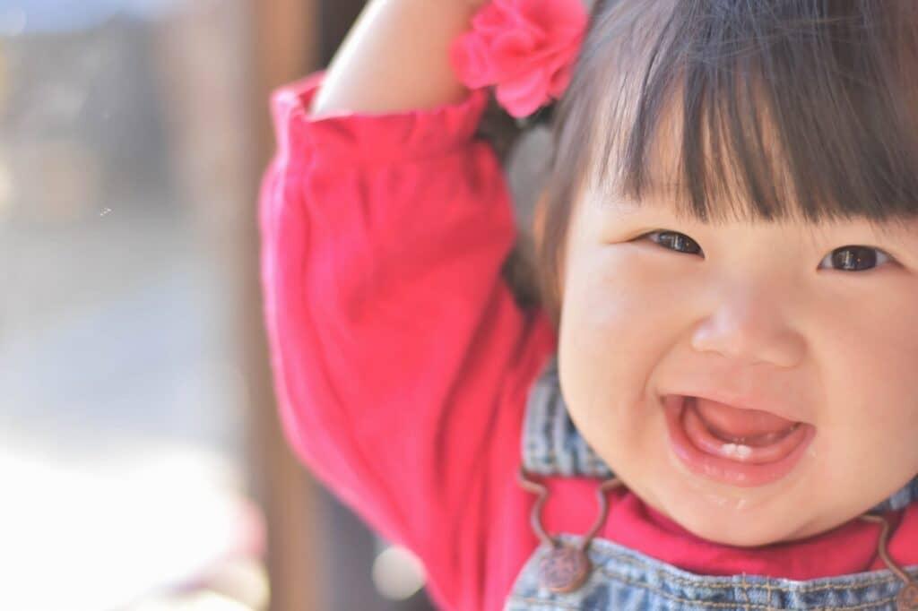 カミカミ期の赤ちゃんの発達