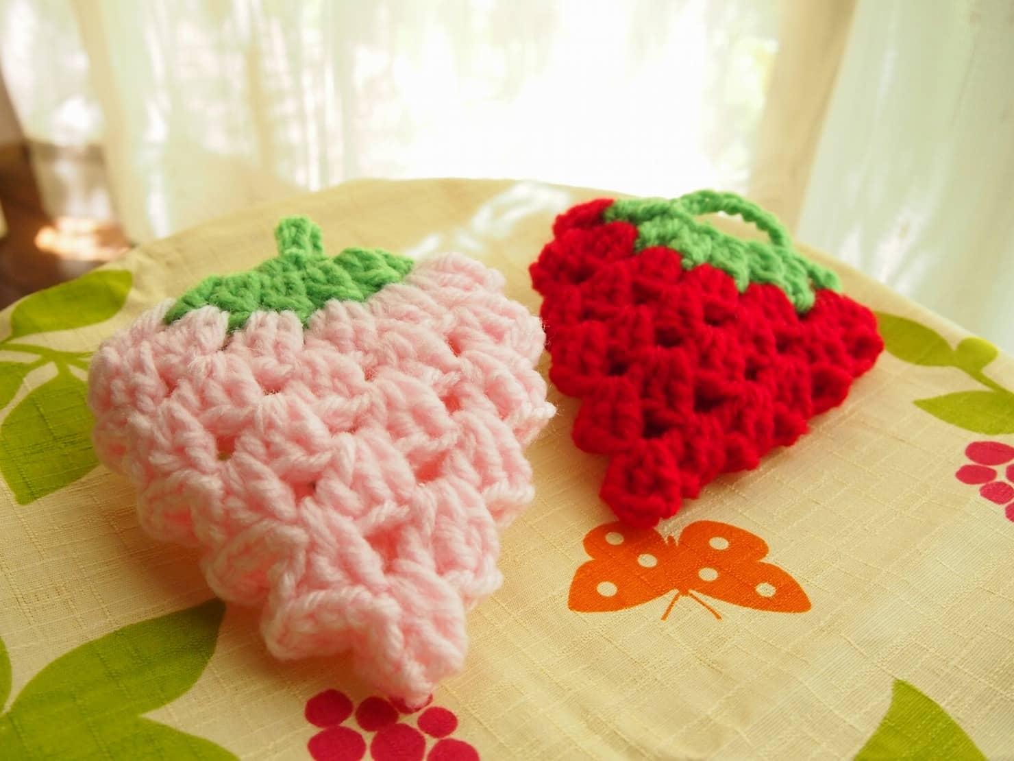 アクリルたわしを手作りで作りたい。編み方と参考にしたいデザインまとめ