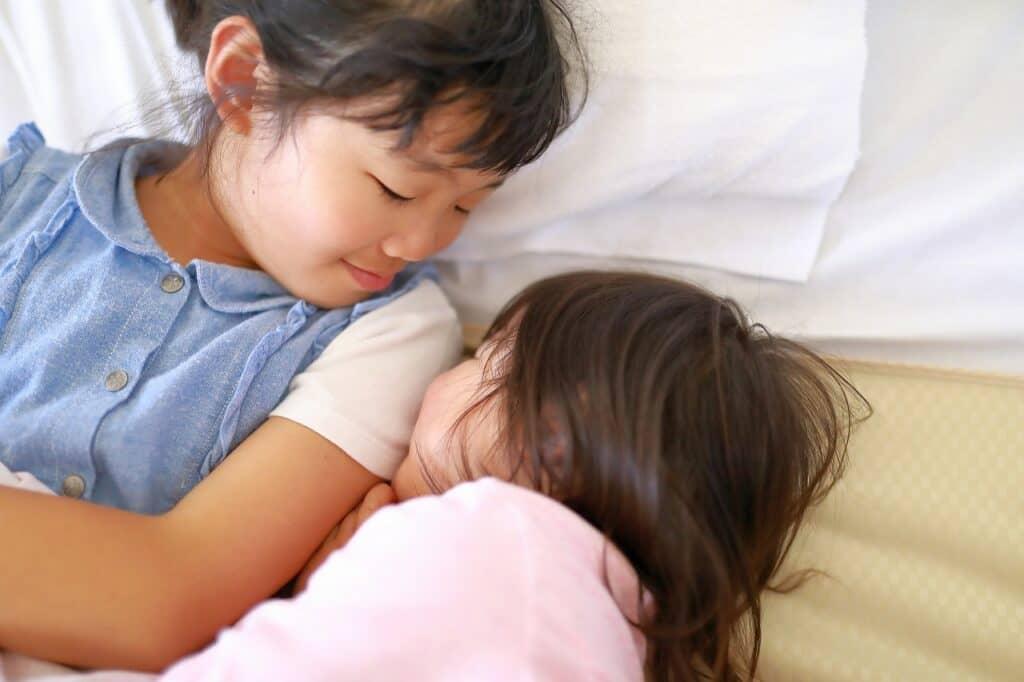 注意ポイント④睡眠時間は1日10時間は確保する