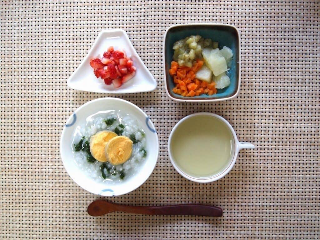 離乳食中期におすすめの卵黄を使った離乳食レシピ