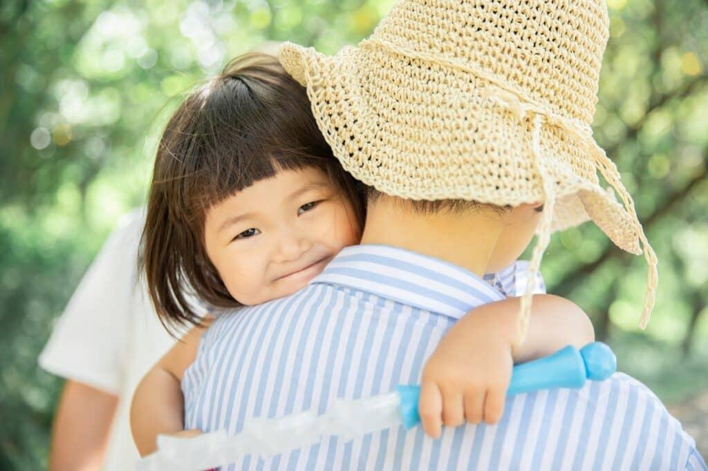 癇癪の対処法③:子供の気持ちに寄り添う