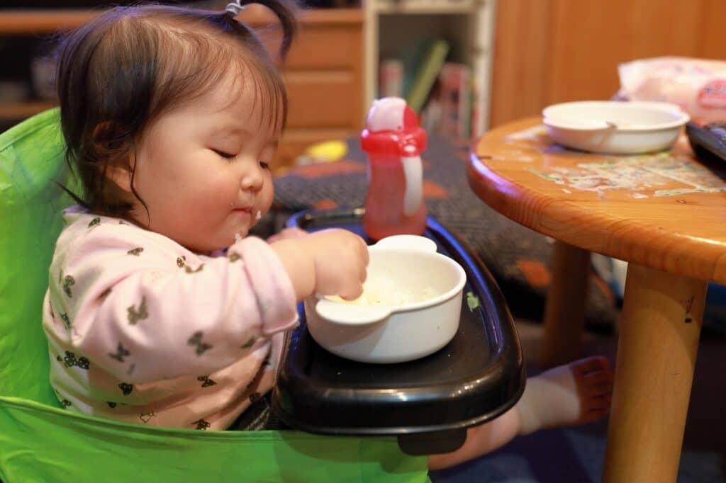 【離乳中期】きな粉をつかったおすすめレシピ