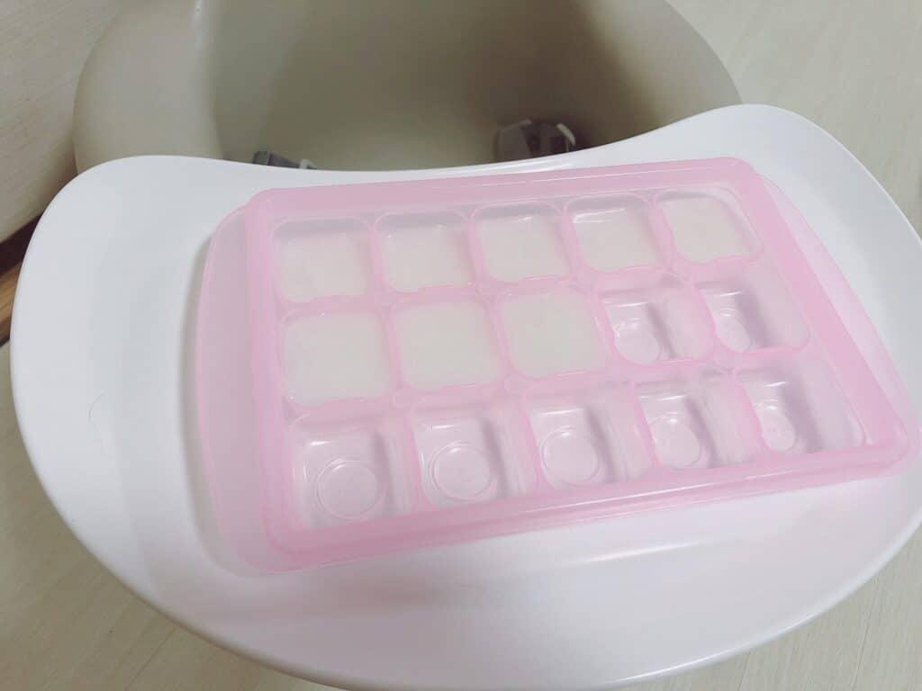離乳食のなすは冷凍しても大丈夫? 保存方法は?