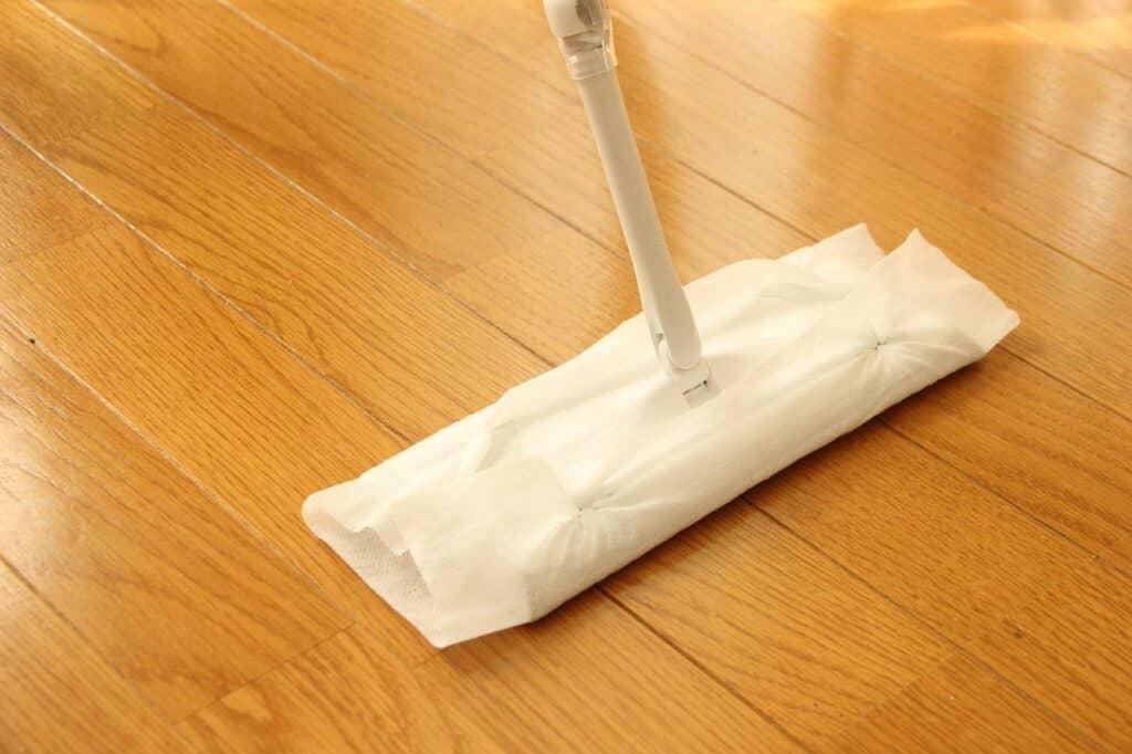 掃除が簡単にできる