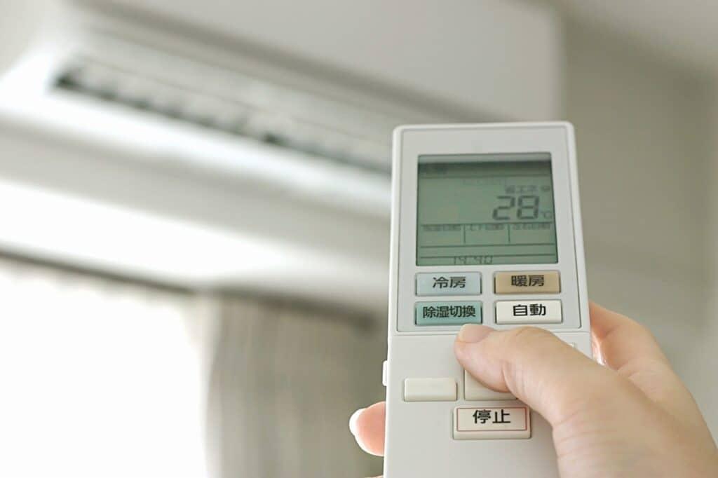 赤ちゃんの部屋の温度