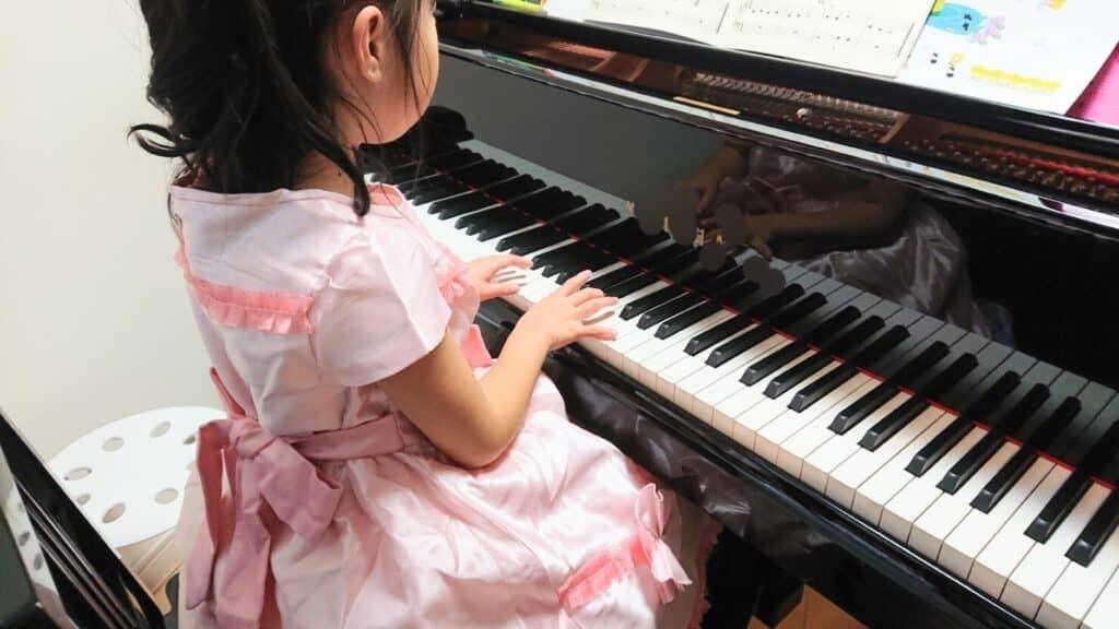 子供の習い事にピアノをはじめるならいつからがおすすめ?