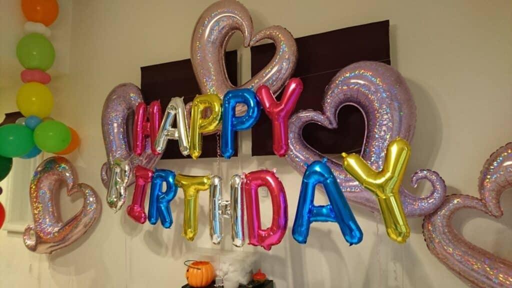 1歳の誕生日の飾り付けに悩んだ時はセット商品が便利!