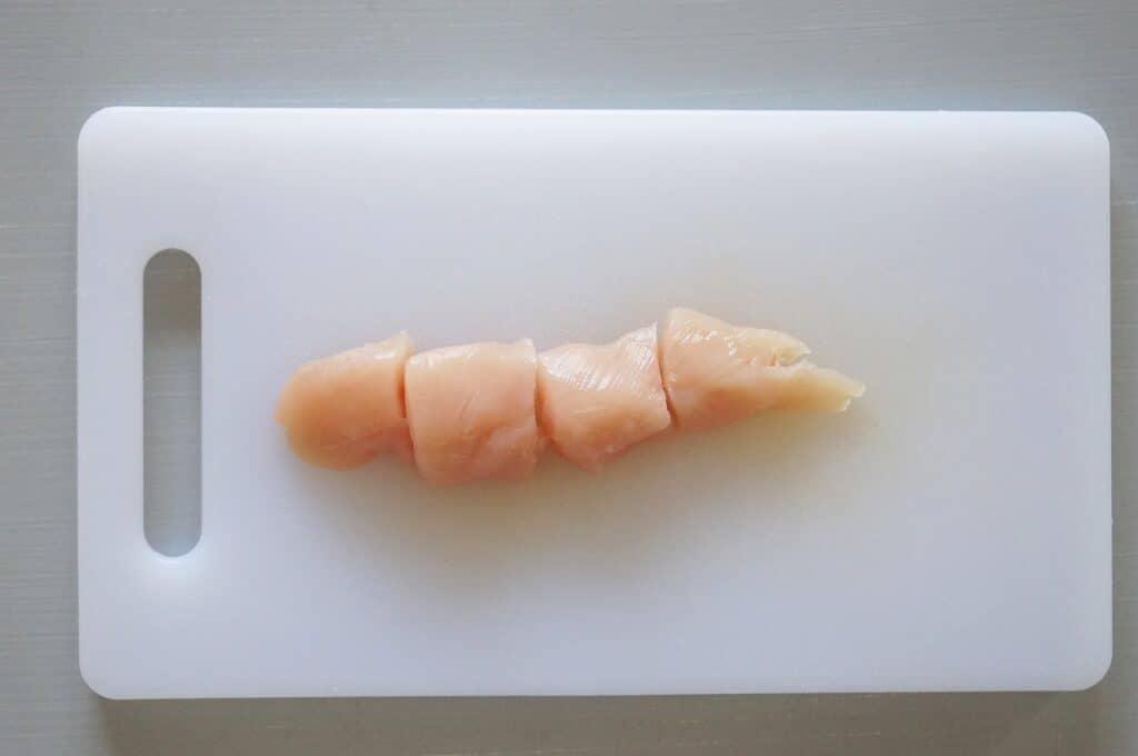 離乳食の鶏肉の調理方法は?