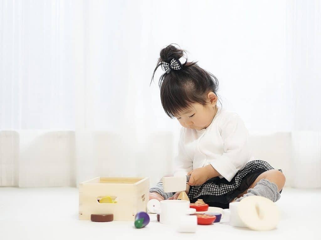 1歳半の女の子におすすめのおもちゃ4選!