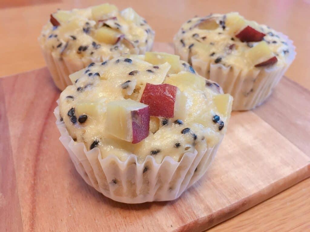 離乳食の蒸しパンに栄養はある?