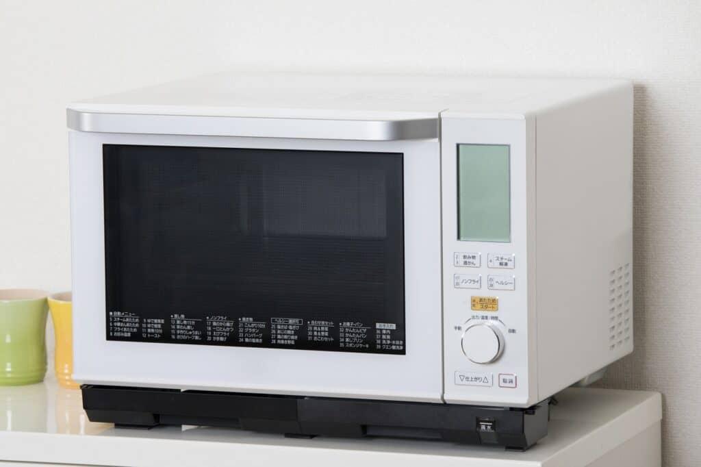 電子レンジで加熱する方法