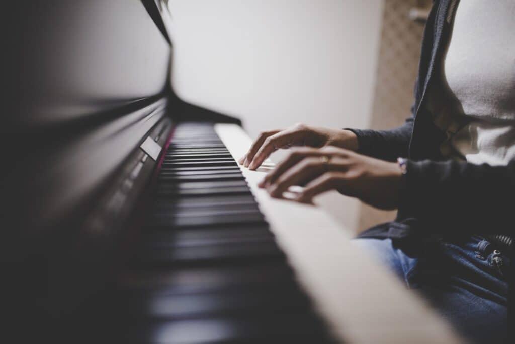 ピアノが生涯の趣味になる