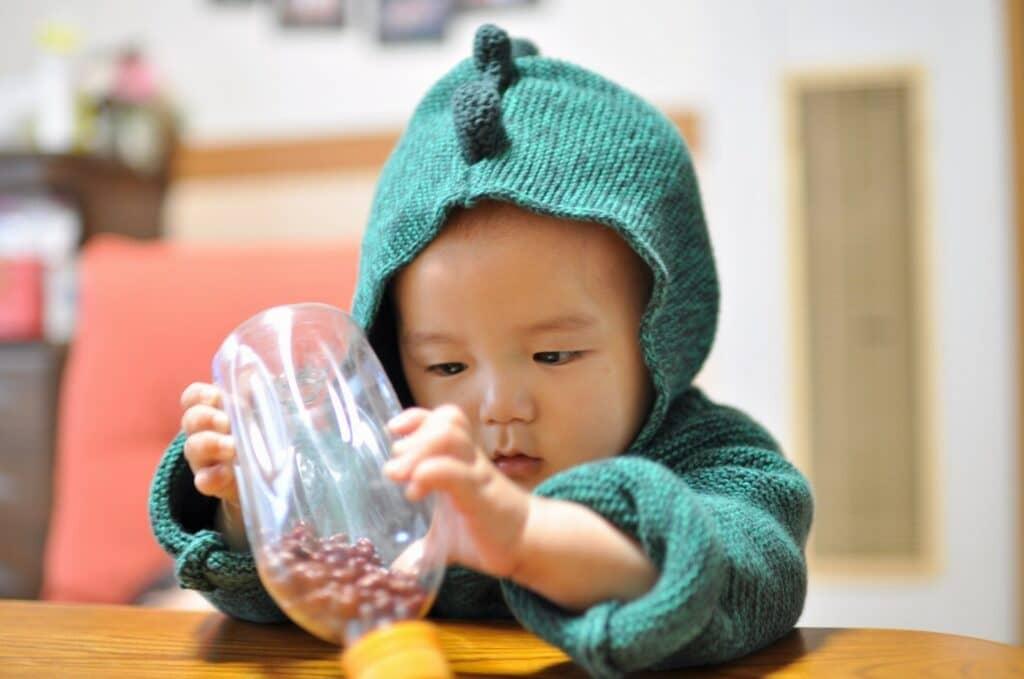 1歳半の子のおもちゃは手作りもおすすめ