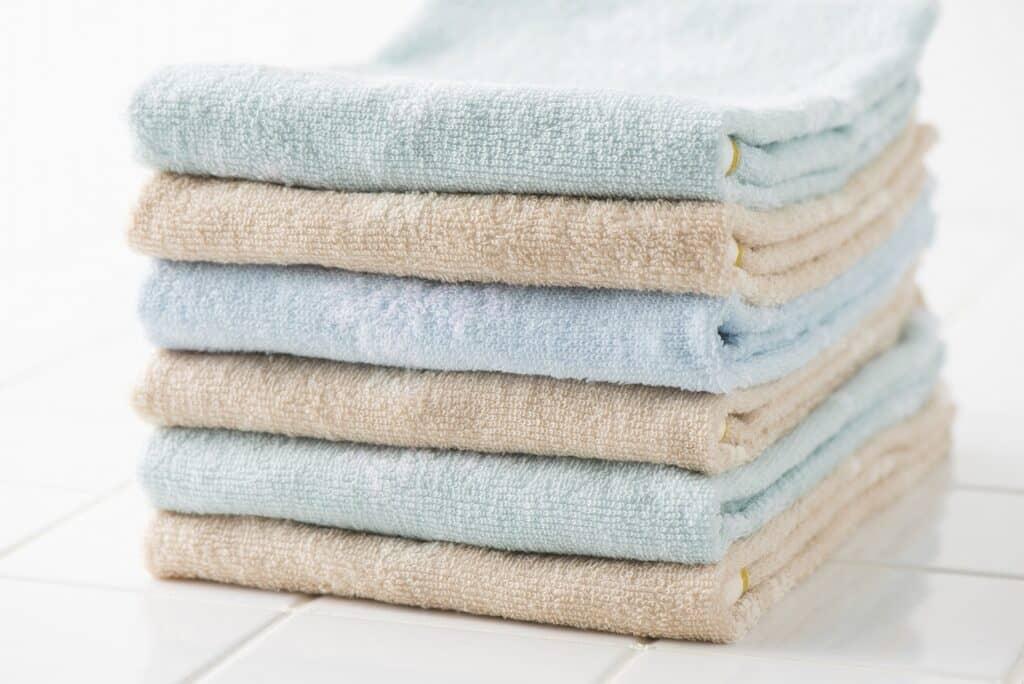 タオルを早く乾かすメリット