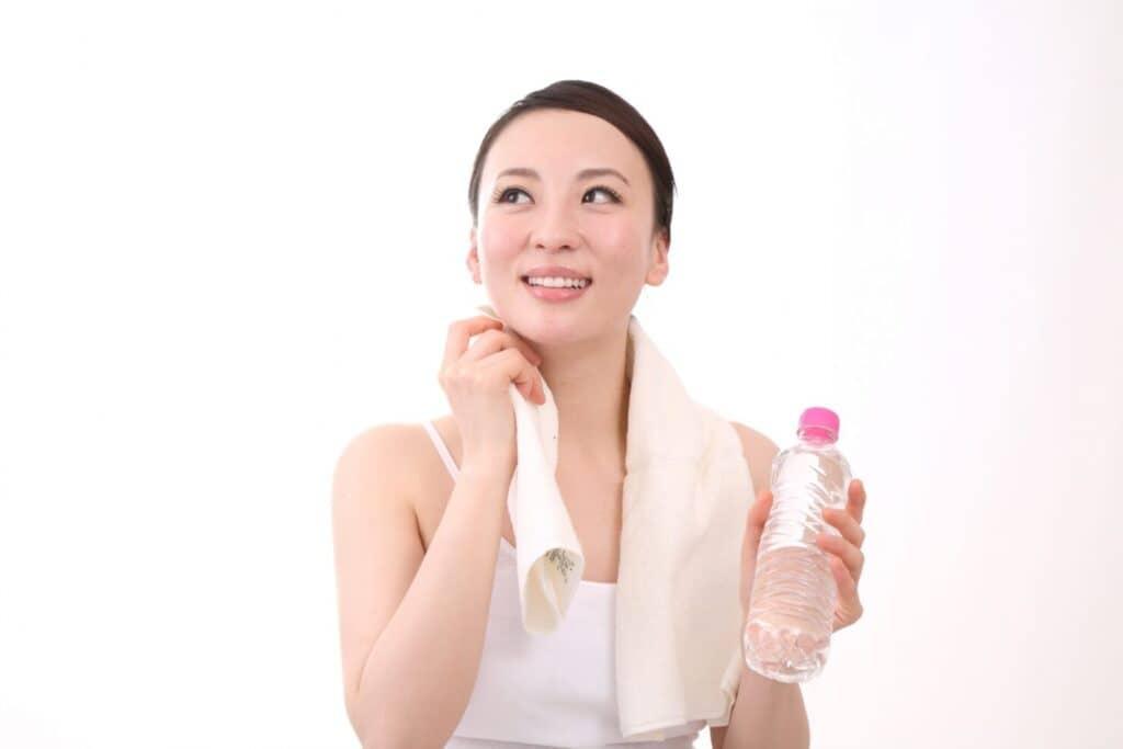 水分補給や運動量に気をつける