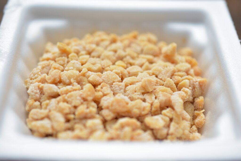納豆は冷凍保存も可能