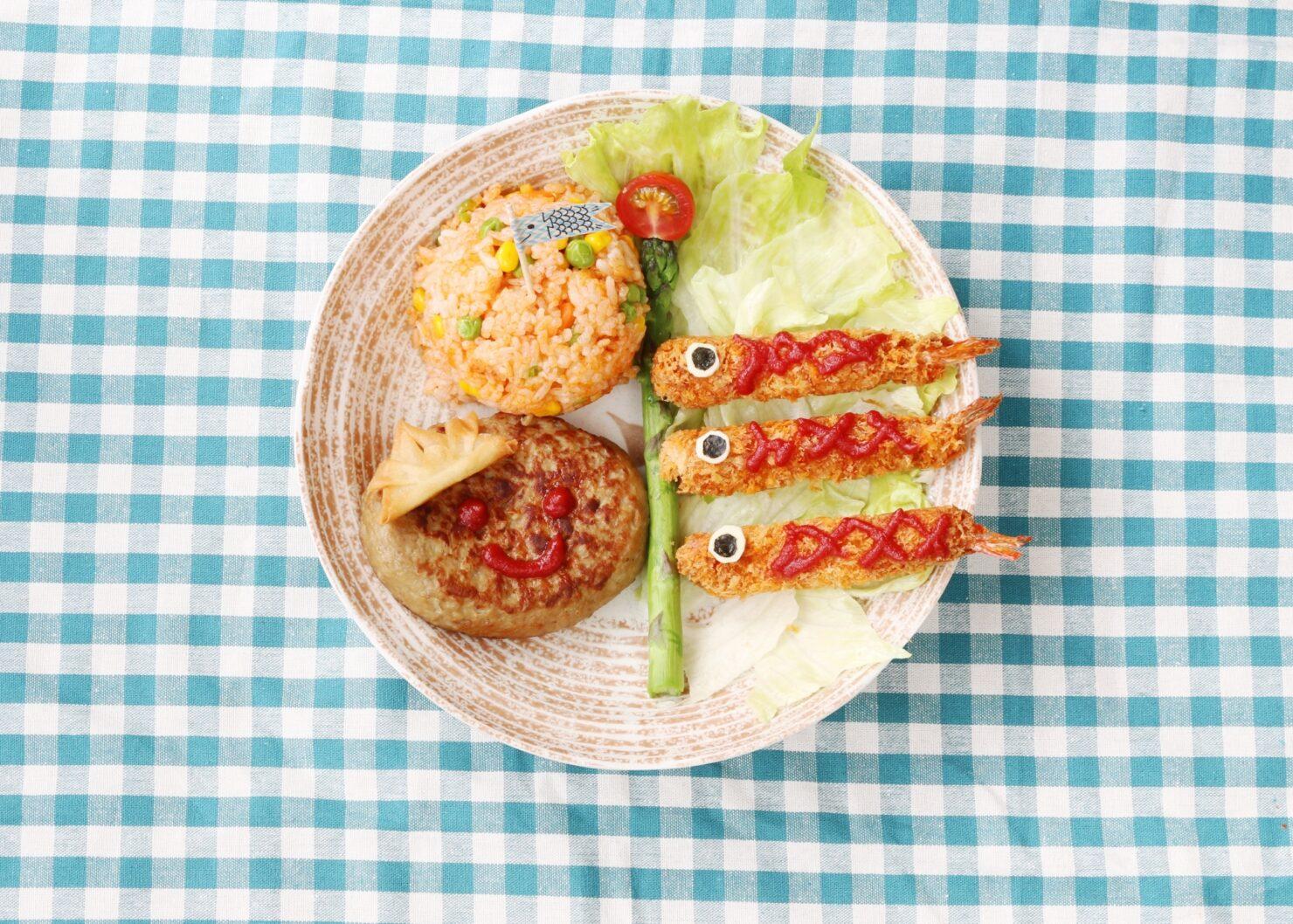 お子様ランチのおすすめレシピ9選 簡単かわいい人気のプレートレシピを大特集